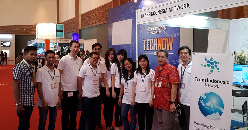 TransIndonesia Network was part of ICT Expo